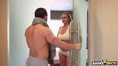 A Very Hot Scene In Which Julia Ann And Her Lover Have Sex