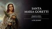 Oración a Santa María Goretti: conoce cómo se realiza