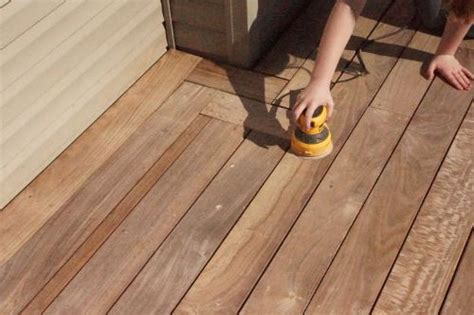 Penofin Deck Stain Problems by Ipe Deck Maintenance Keeping Your Ipe Deck Looking New