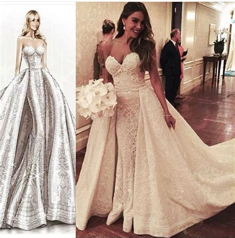 sofia vergara wedding sofia vergara wedding dress wow beautiful wedding