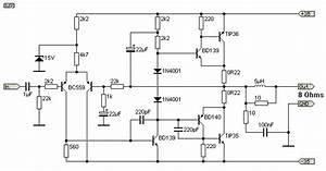 High Quality 60 Watt Power Amplifier