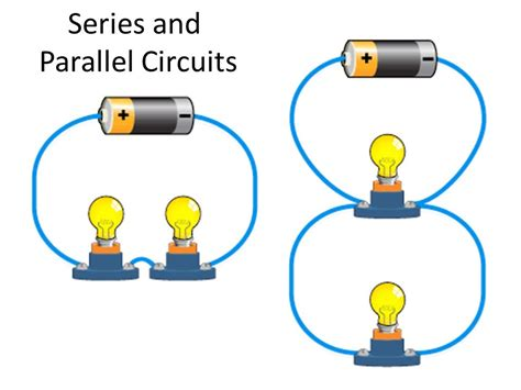 drop light led series and parallel circuits ppt