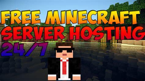 minecraft server hosting  post hosting youtube
