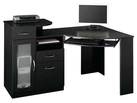 black writing desk with hutch desk black with hutch uk small writing drawers home living