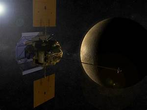 10 Surprising Facts About NASA's Mercury Probe| NASA's ...