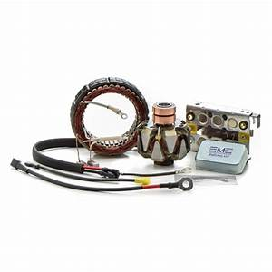 Enduralast I Charging System For Bmw Airhead Slash   5 U0026 39 S Only Comes With Rotor  Stator  Diode
