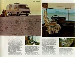 1976 gmc motorhome interior views 1976 wiring diagram