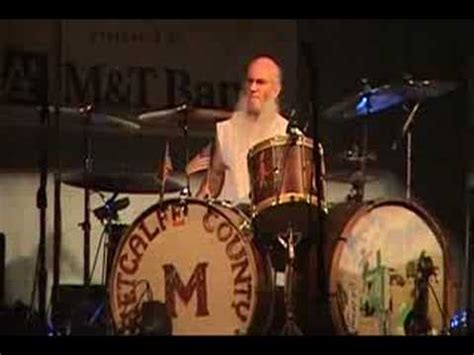 kentucky headhunters fred young drum solo youtube