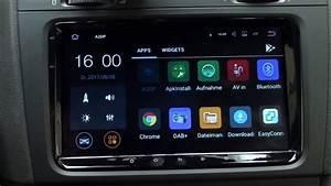 Doppel Din Radio Android Test : bonroad 7 1 1 9 android volkswagen autoradio youtube ~ Jslefanu.com Haus und Dekorationen