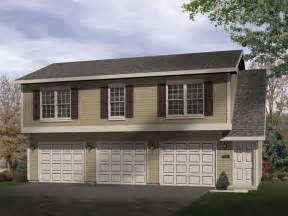 garage floor plans with apartments sidney large apartment garage plan 058d 0137 house plans and more