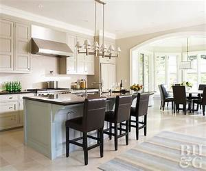 open kitchen layouts With kitchen design open floor plan