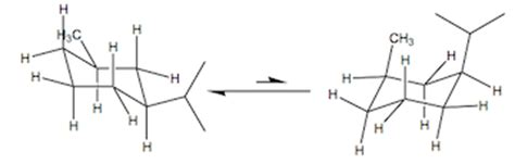 Chair Conformations Of Methylcyclohexane by Estimate The Steric Energy Due To 1 3 Diaxial Inte