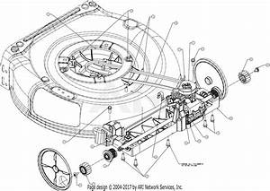 Troy Bilt 12avb2aq711 Tb 240  2017  Parts Diagram For