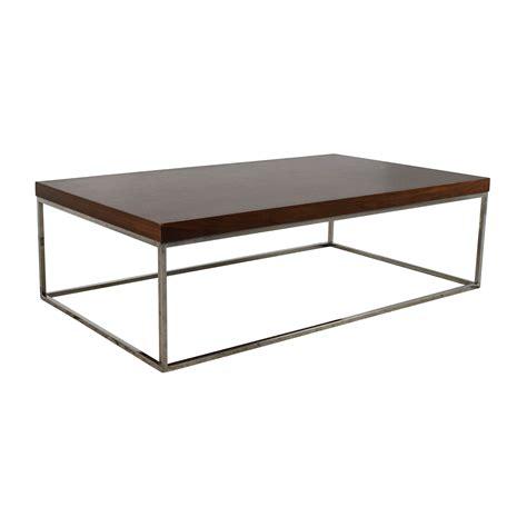 west elm end table 80 off west elm west elm copenhagen coffee table tables