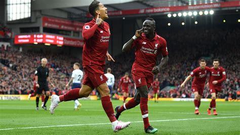Liverpool vs. Tottenham Hotspur - Football Match Report ...