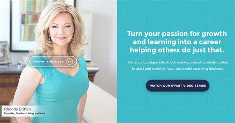 Life Coach Certification Program