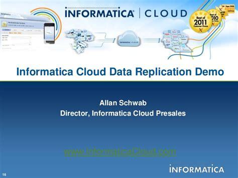 informatica cloud pricing informatica cloud data replication for salesforce