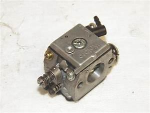 Husqvarna 42 Special Chainsaw Walbro Hda98 Carburetor