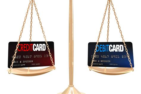 Both work in a similar way in that your child won't be able to spend any more money than what's on the card, as neither allows an. Difference Between Credit Card vs Debit Card