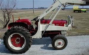 International Harvester Farmall 350 Utility Tractor With