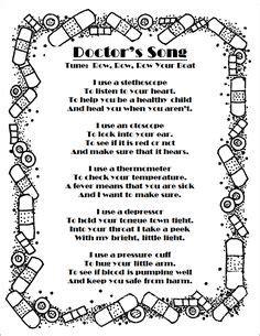 doctor song for preschool community helpers pack pdf school ideas 690