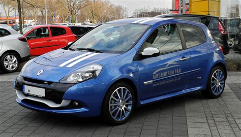 renault clio 2012 2012 renault clio iii sport pictures information and