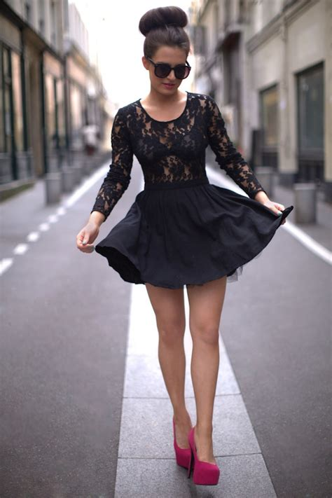 20 Ways to wear a Little Black Dress - Faux PasFaux Pas
