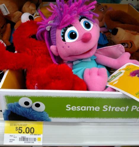 Walmart: Sesame Street Plush Pals Only $3.00!