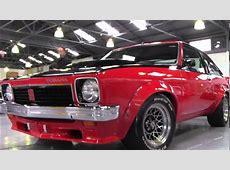 Holden Torana LX SS Red 1967 YouTube
