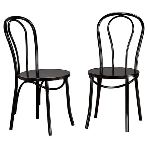 vintage dining chairs for vintage cafe dining chair metal set of 2 tms ebay 8827