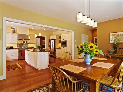 open kitchen and dining room designs kitchens open to dining room design a room interiors 8996