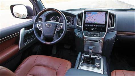 Land Cruiser Interior by New 2019 Toyota Land Cruiser Exterior And Interior