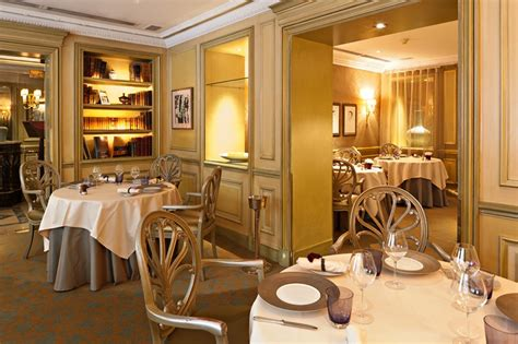 le menu parisien du restaurant le céladon gourmets co