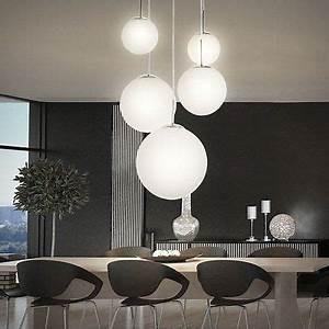 Lampe Für Wohnzimmer : deckenleuchte 5 verschiedene glas kugeln h nge lampe deckenlampe kugellampe neu in 2019 ~ Eleganceandgraceweddings.com Haus und Dekorationen