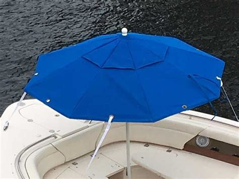 bimini shade boat umbrella 7 5 boat umbrella