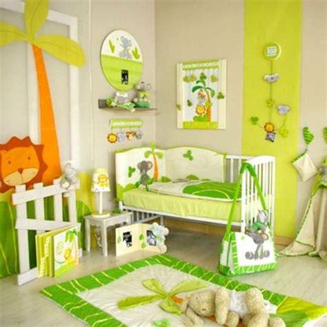 deco chambre bebe theme jungle idée déco chambre bébé jungle chambre idées de