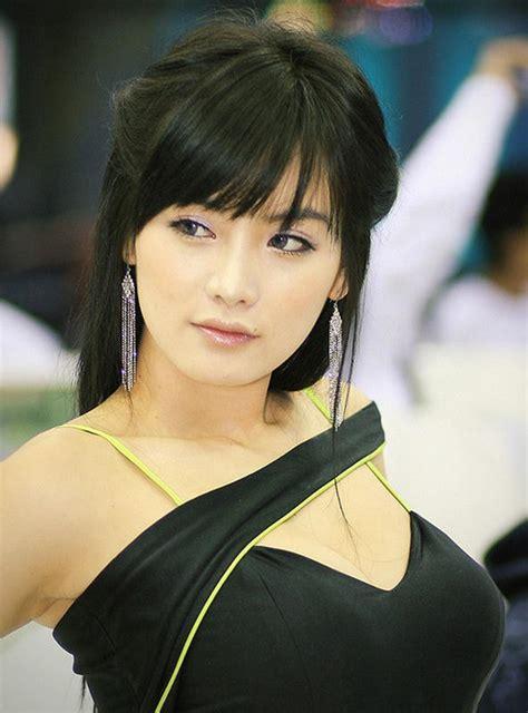 Im Ji Hye - Korean Model and Race Queen - XciteFun.net