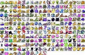 All Shiny Pokemon Gen 6 Images | Pokemon Images