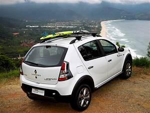 2012 Renault Sandero Stepway  U2013 Pictures  Information And