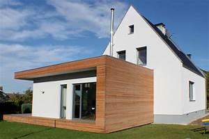 Holzanbau Am Haus : um und anbau eines 50er jahre siedlungshauses in paderborn ~ Lizthompson.info Haus und Dekorationen
