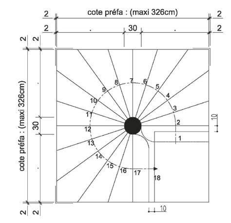 Escalier Colimaçon Dimension Minimum by Escalier Balanc 233 En B 233 Ton Int 233 Rieur Ou Ext 233 Rieur Soriba