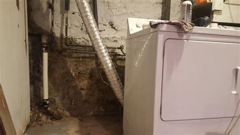 Plumbing  Utility Sink And Washing Machine Drain Pipe