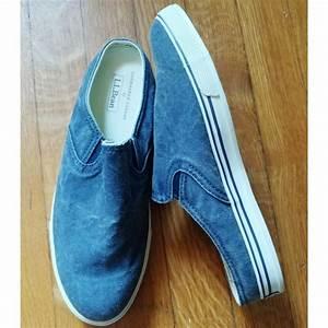 L L Bean Shoes Ll Bean Canvas Slip On Shoes Poshmark