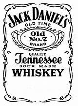 Jack Daniels Vector Frame Getdrawings Vectors sketch template