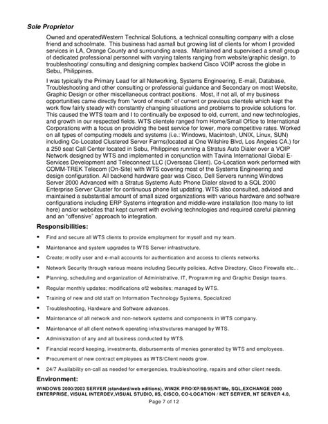 ca cisco engineer francisco resume router san voip