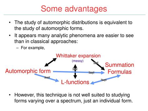 automorphic number distributions analytic theory applications forms ppt powerpoint presentation many