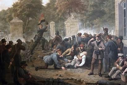 Belgium History Brief Revolution Belgian