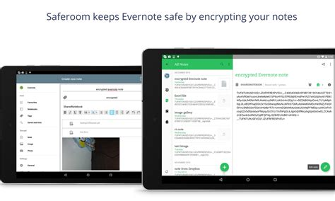 saferoom android tablet english evernote app center
