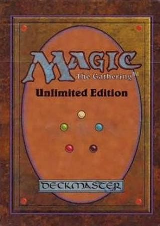 Mtg Unlimited Starter Deck by Unlimited Starter Deck Mtg Magic The Gathering Sealed