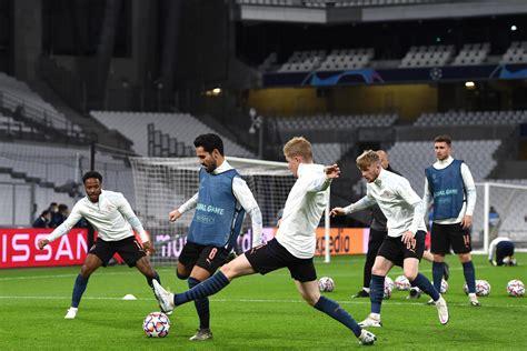 Man City Vs Marseille Results / West Ham United 1 1 ...